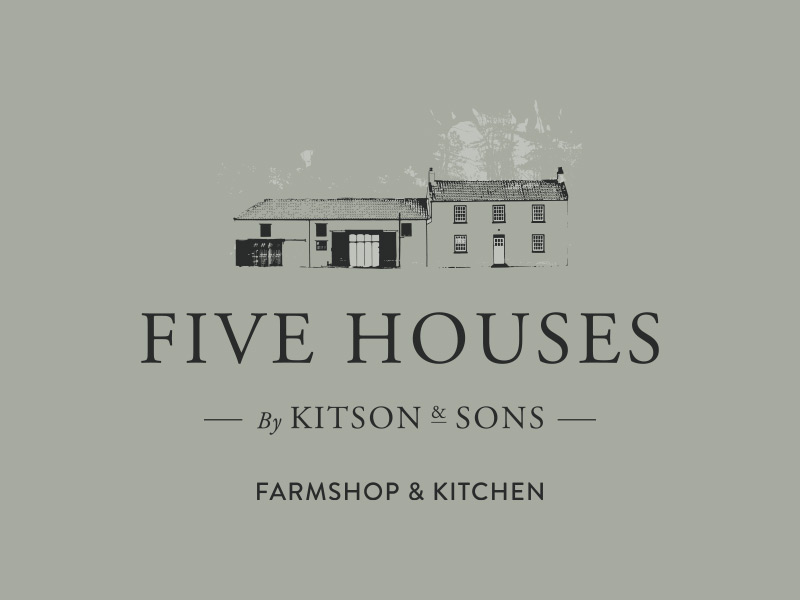 Five Houses by Kitson & Sons
