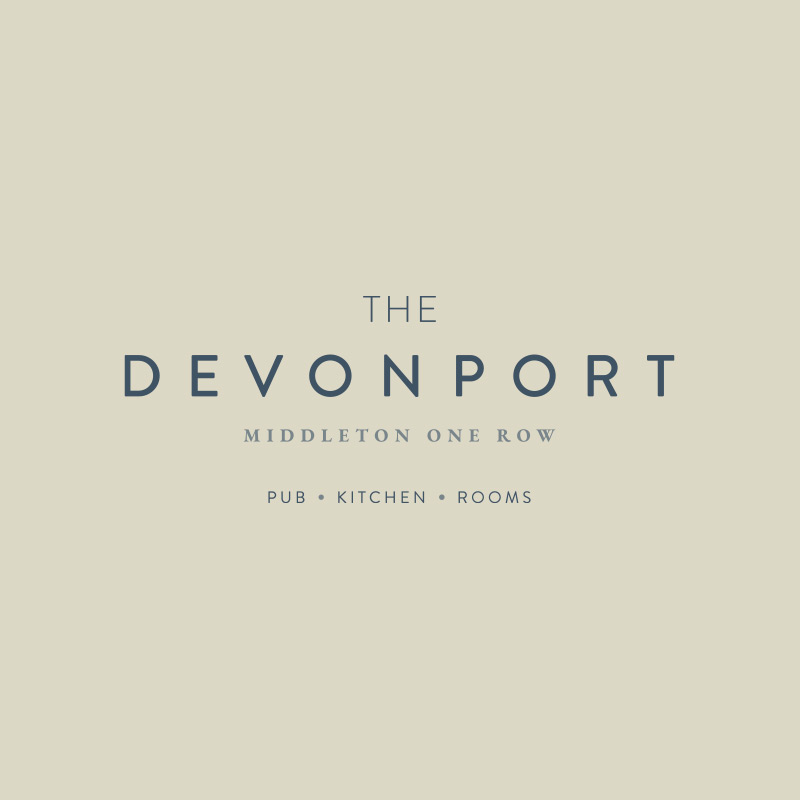 The Devonport - Middleton One Row